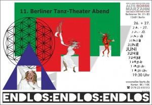 11. Berliner Tanz – Theater Abend (BTTA)