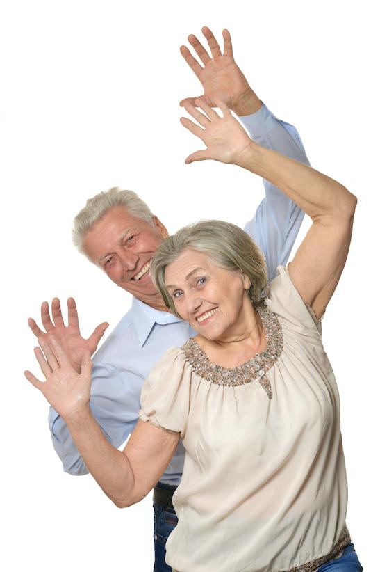 Tanzunterricht für Senioren (ohne und mit Partner)