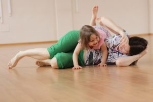 "Eltern – Kind Kurs ""Contakt-Kids"" ( ab 2 Jahre)"