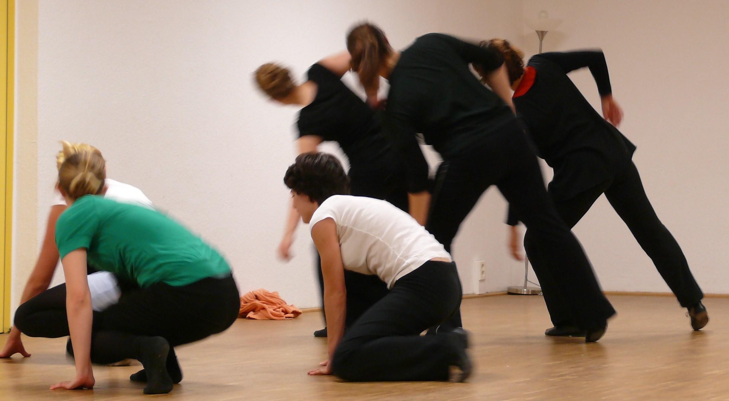 Moderner Tanz für Jugendliche und Erwachsene
