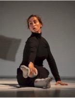 Carla Morera Cruzate in der Tanzschule Balance Arts