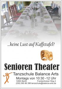Seniorentheater – Neu !!!