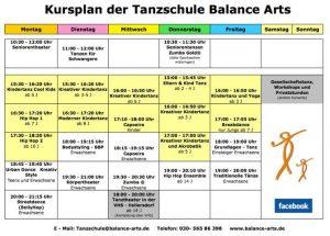 Die Tanzschule - Maike Bartz