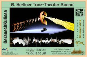 15. Berliner Tanz - Theater Abend B 2019
