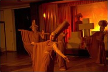 9. Berliner Tanz - Theater Abend