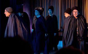 Berliner Tanz – Theater Abende unter der Regie von Maike Bartz