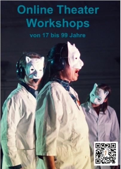 Online Theater Workshops mit Maike Bartz